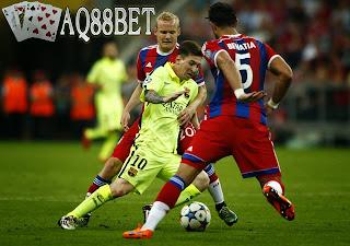 Agen Piala Eropa - Bayern Muenchen tidak mampu membalikkan keadaan atas Barcelona untuk lolos ke final Liga Champions
