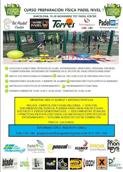 Curso Barcelona. 19-20 Noviembre