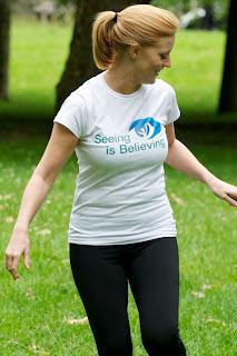 Sarah-Jane Mee & Natalie Pinkham Jogging Candids