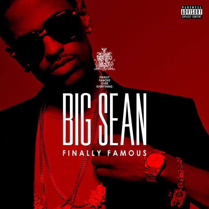 big sean finally famous album art. ig sean finally famous