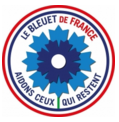 Disponible dans le catalogue du Bleuet de France