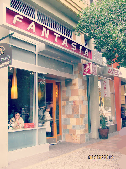 Fantasia on Santana Row- Exterior