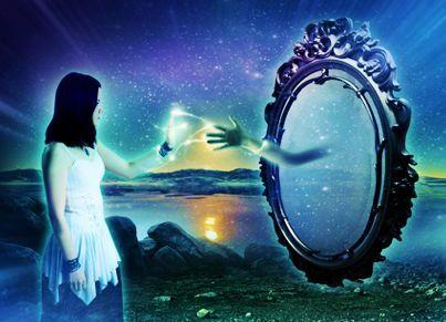 Resultado de imagem para Compreendaque o mundo físico é apenas um espelho de uma inteligência mais profunda.