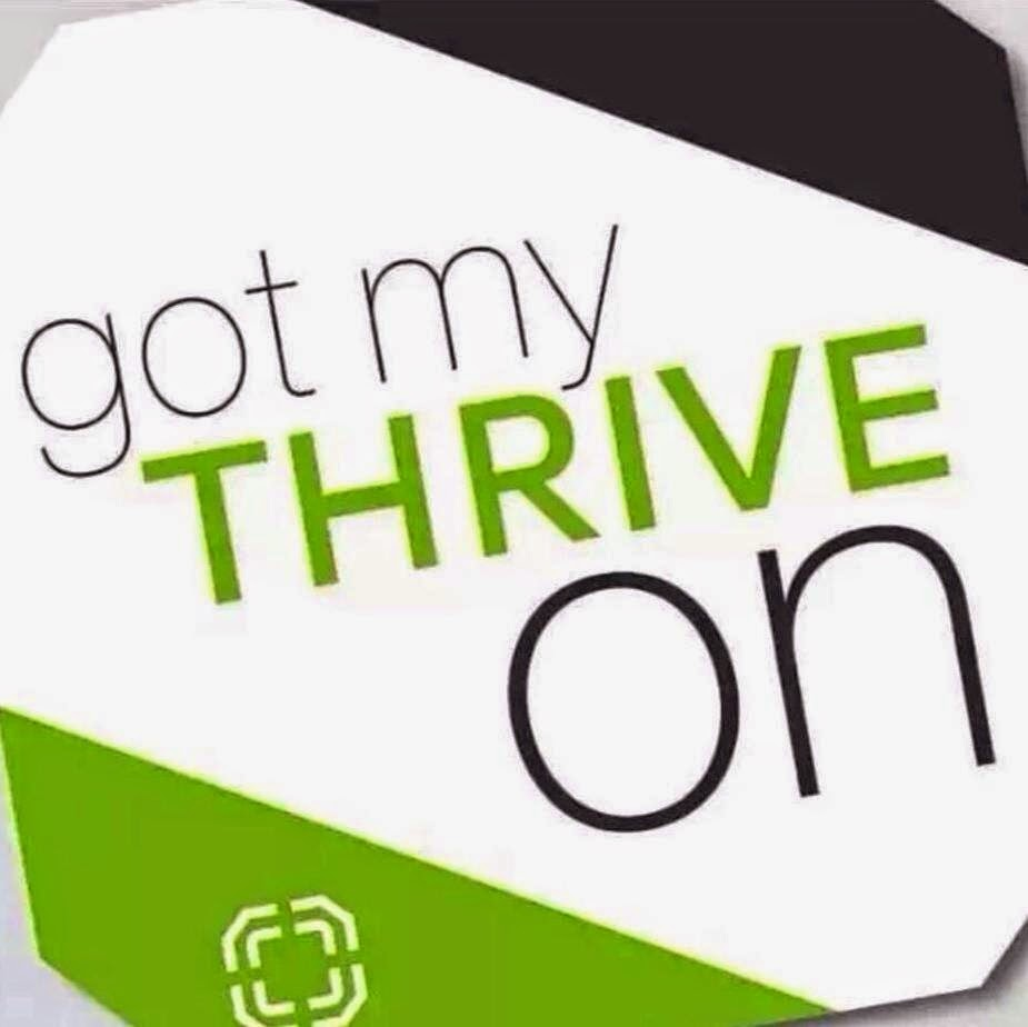 Have you heard of Thrive? Find out more here: