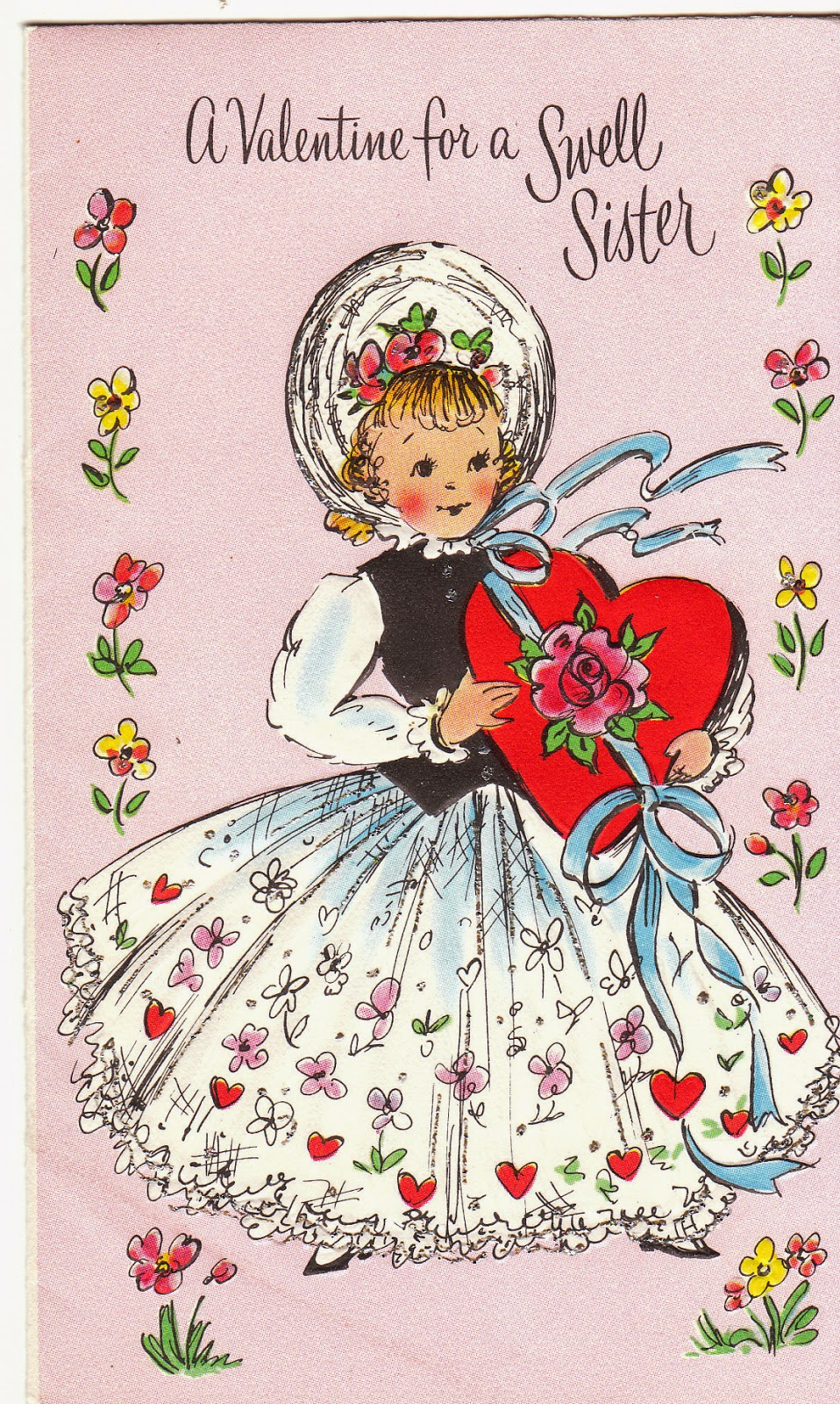 Vintage Valentines: A Picture Gallery