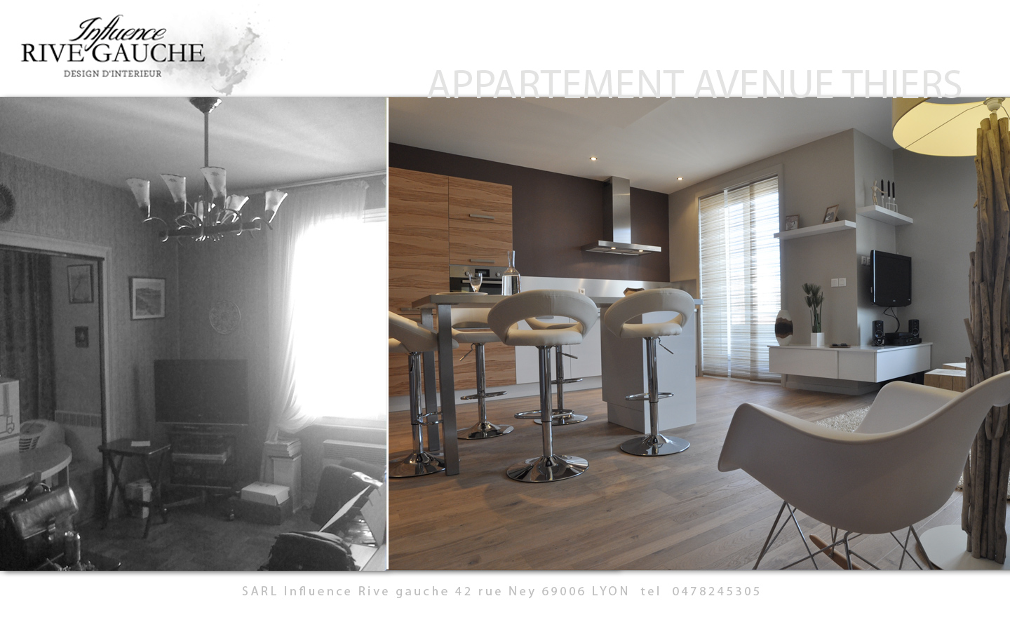 Rive gauche r novation avant apr s - Renovation avant apres ...