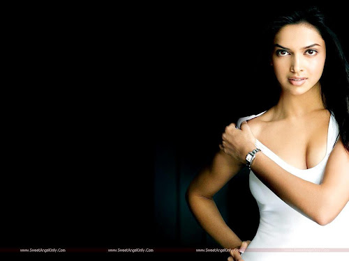 Deepika Padukone Silky Actress Bollywood  Wallpaper