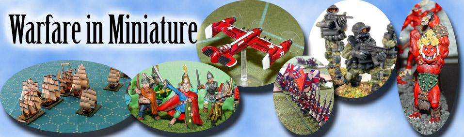 Warfare In Miniature