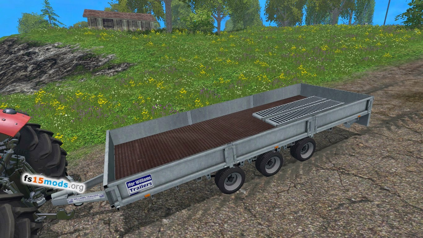 ifor williams trailers fs15 mods