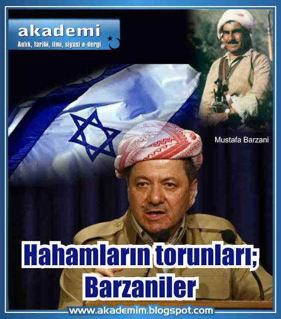 Hahamların torunları; Barzaniler - Kürt Yahudileri