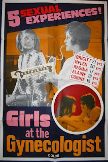 Девушки у гинеколога / Mädchen beim Frauenarzt / Girls at the gynecologist /Teenage Sex Report.