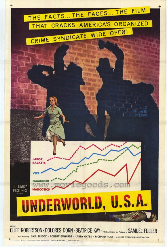 LAS MEJORES PELÍCULAS DE CINE NEGRO SEGÚN POPUHEADS - Página 7 Underworld+U.S.A.