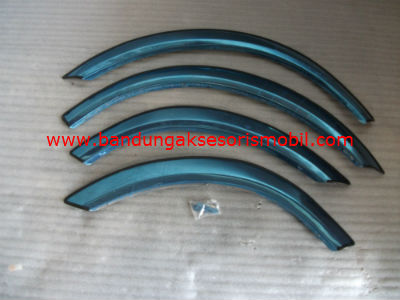 Fender Trim Ford Laser