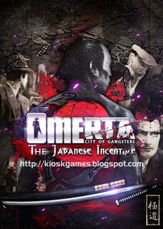 ����� ������ �������� Omerta : City of Gangsters - The Japanese Incentive