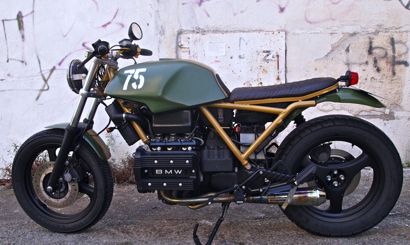 readers rides plamen 39 s k75 inazuma caf racer. Black Bedroom Furniture Sets. Home Design Ideas