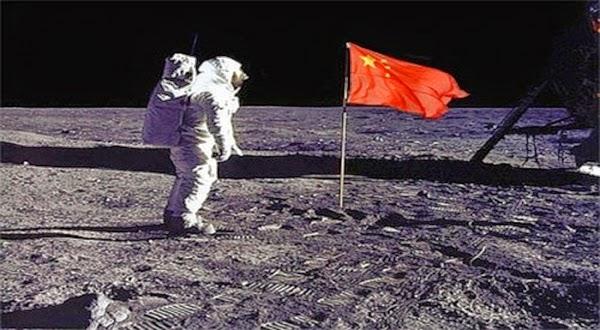 Tiongkok Siap Meluncur ke Bulan Tahun 2025