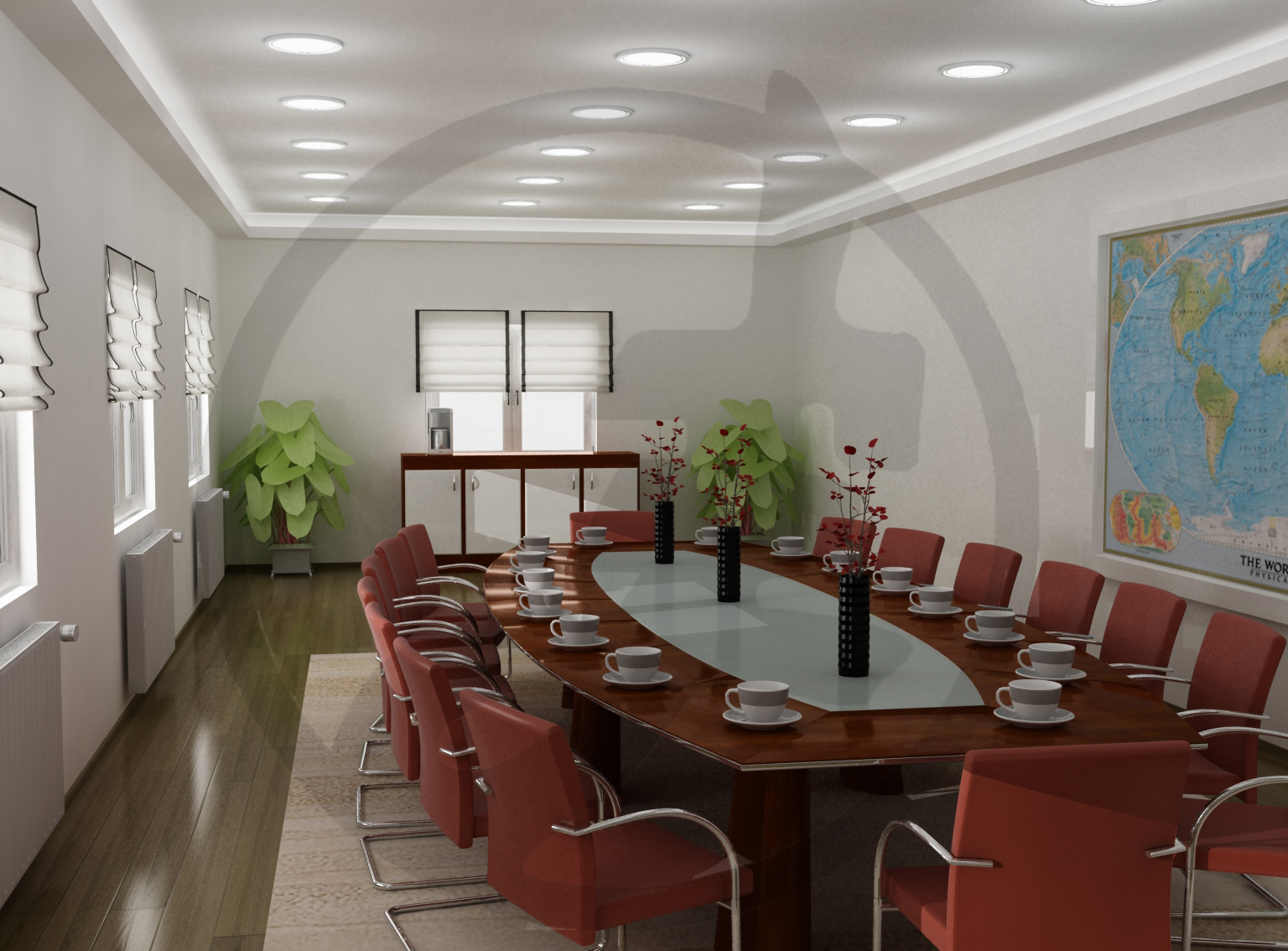 Nevpa t�caret toplant� salonu