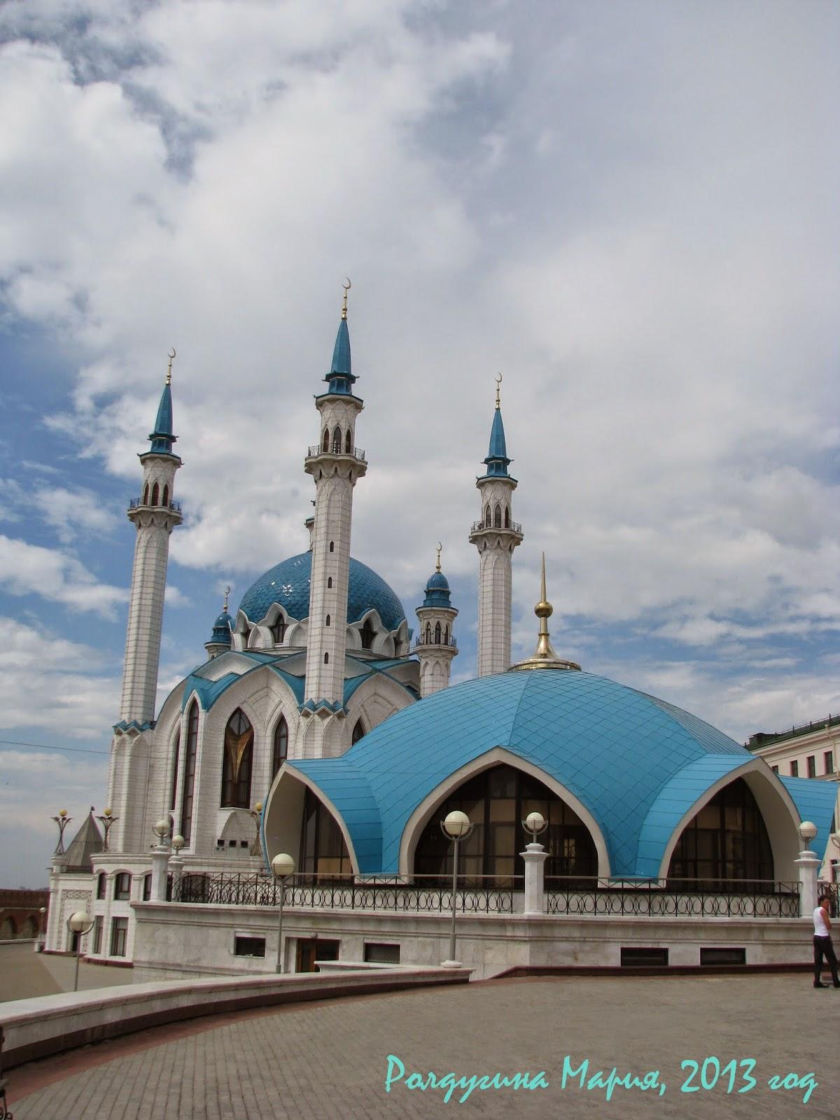 Казань Кремль кул-шариф фото