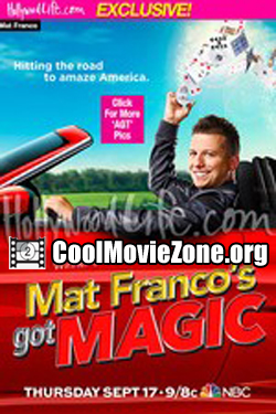Mat Franco's Got Magic (2015)