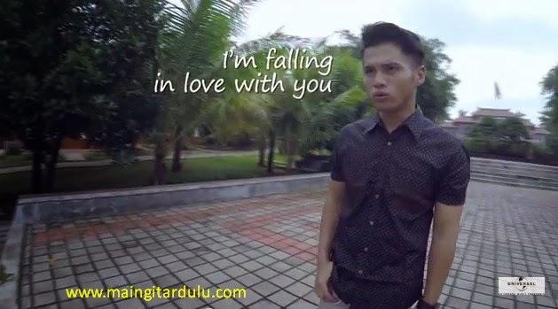 Falling In Love - Ubay