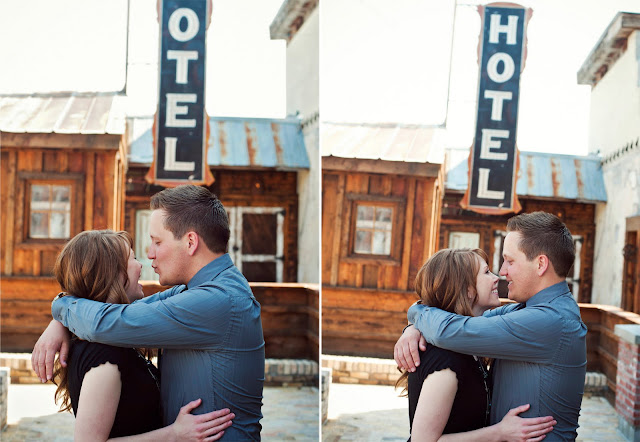 KTblog010 Kimberly + Tom ~ Rexburg Engagement Photography