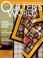 Quilter's World Oct 2011