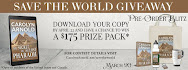 Save the World Giveaway