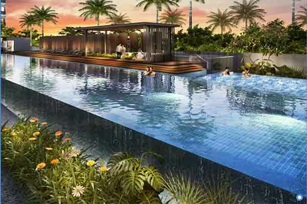 Jade Residences Pool