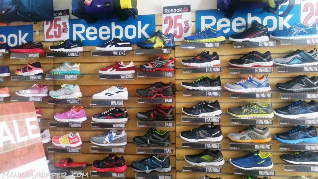 reebok factory outlet sale
