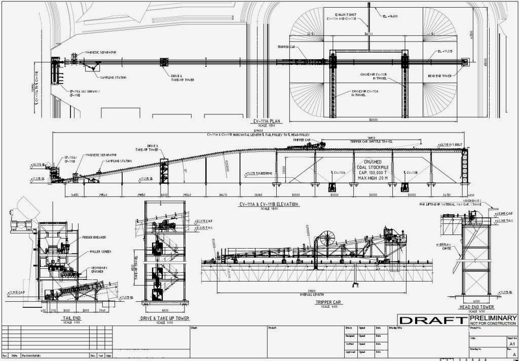 design of belt conveyor system engineering essay Julie dubé, trainee engineer, scientifi c professional, irsst luc schreiber   summary of maintenance safeguards 6 operator and  this guide applies to  conveyor belts designed to transport continuous bulk or individual loads along a .