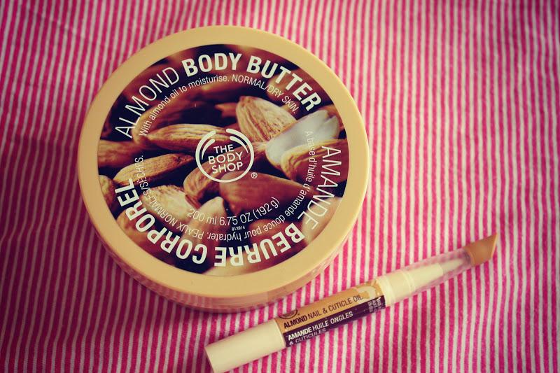 body butter body shop pris