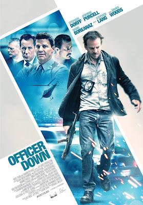 Officer Down 2013 DVDRip Español Latino
