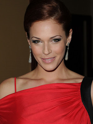 Amanda Righetti Dangling Gemstone Earrings