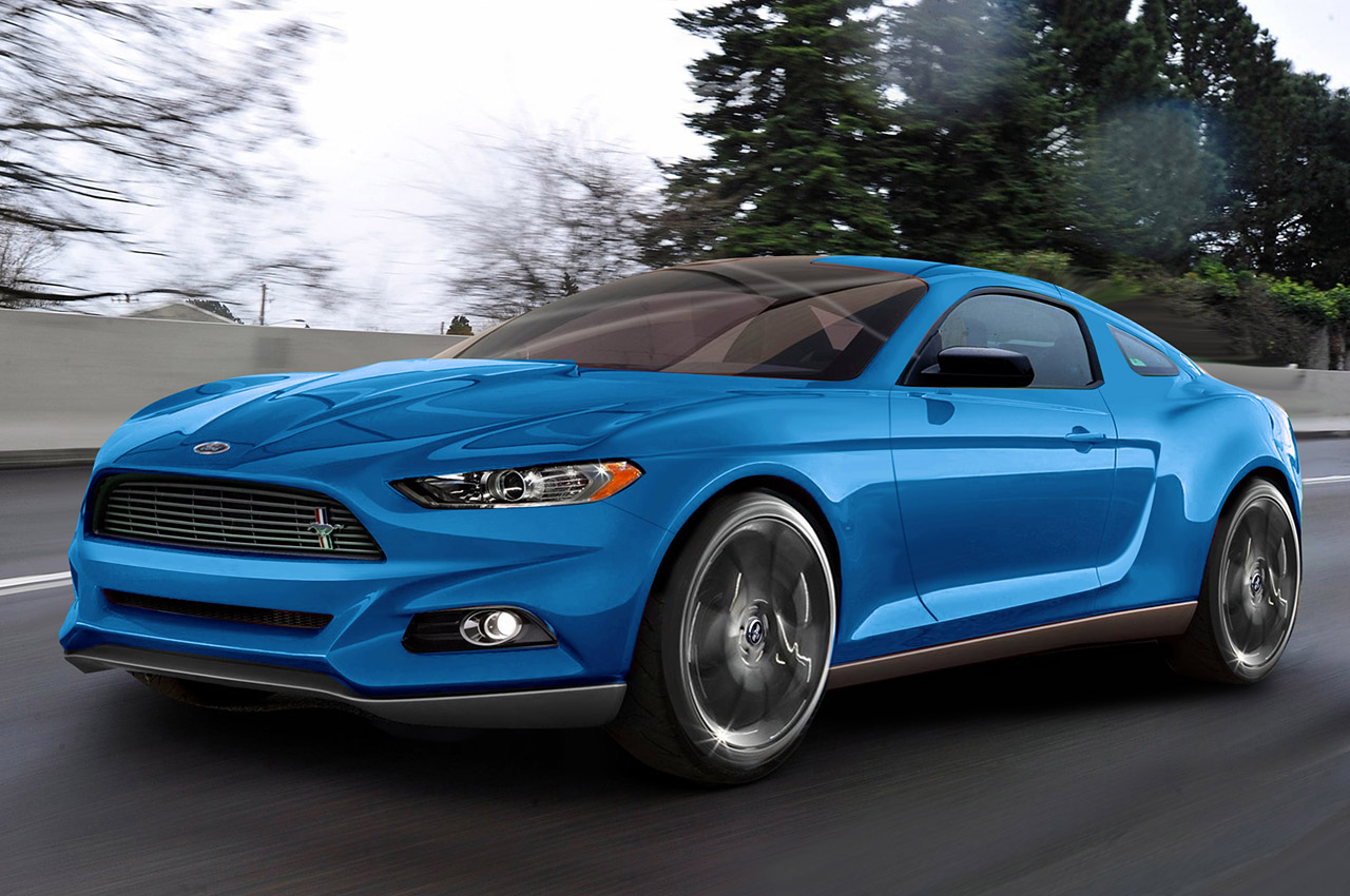 2015 Ford Mustang GT Review Price Release Concept