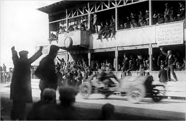 Long Island Motor Parkway - Vanderbilt Cup races