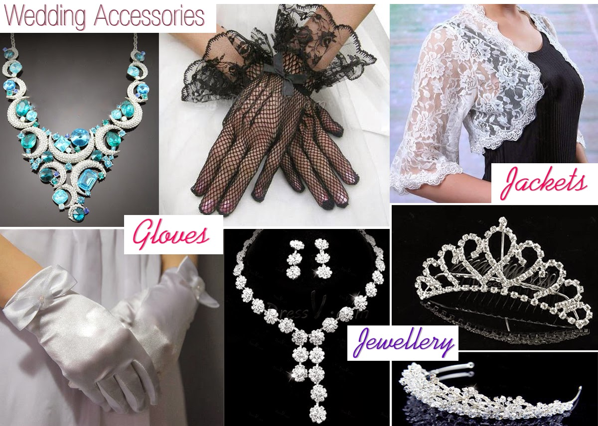 Schmuck wedding accessories
