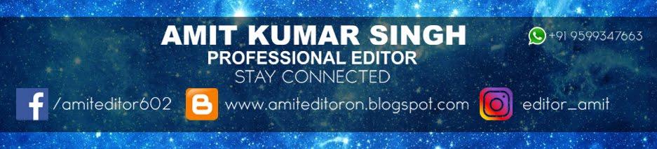 Amit Editor