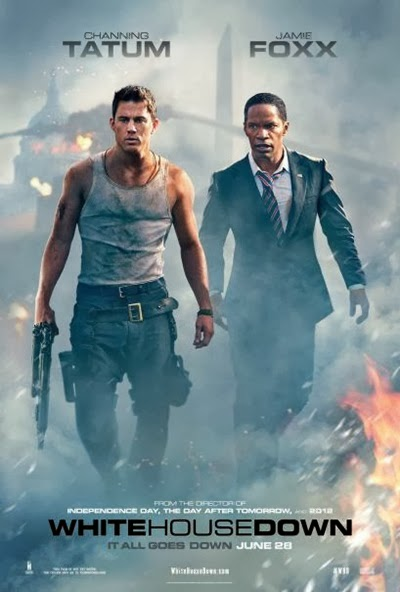 White House Down DVDRip Latino