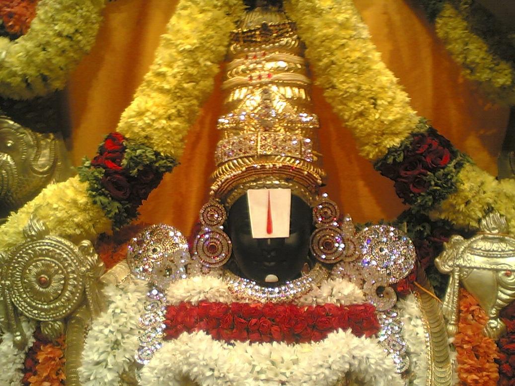 Enze Wallpaper Tirupati Balaji Original Wallpapers Lord