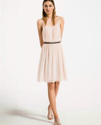 vestido para eventos Massimo Dutti verano 2014
