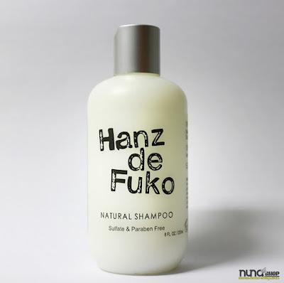 Hanz de Fuko Natural Shampoo