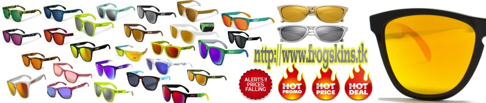 OAKLEY - FROGSKINS - SALES - RETAIL - WHOLESALE - DROPSHIP