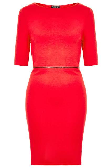 zip waist dress