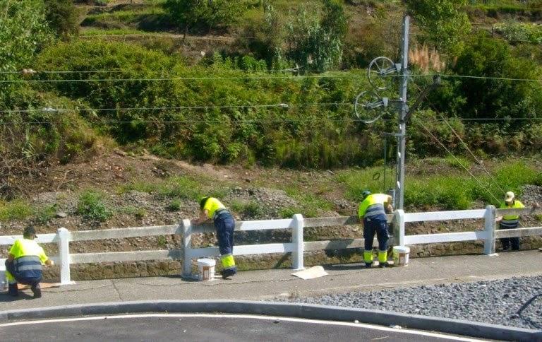 Abanto Zierbena contrata a once personas desempleadas del municipio