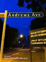 Andrews Ave Sembawang Singapore