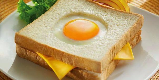 Telur Isi yang Lezat dan Menyehatkan