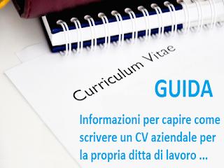 come-scrivere-un-curriculum-aziendale