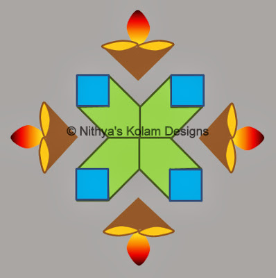 Apartment Deepam Kolam