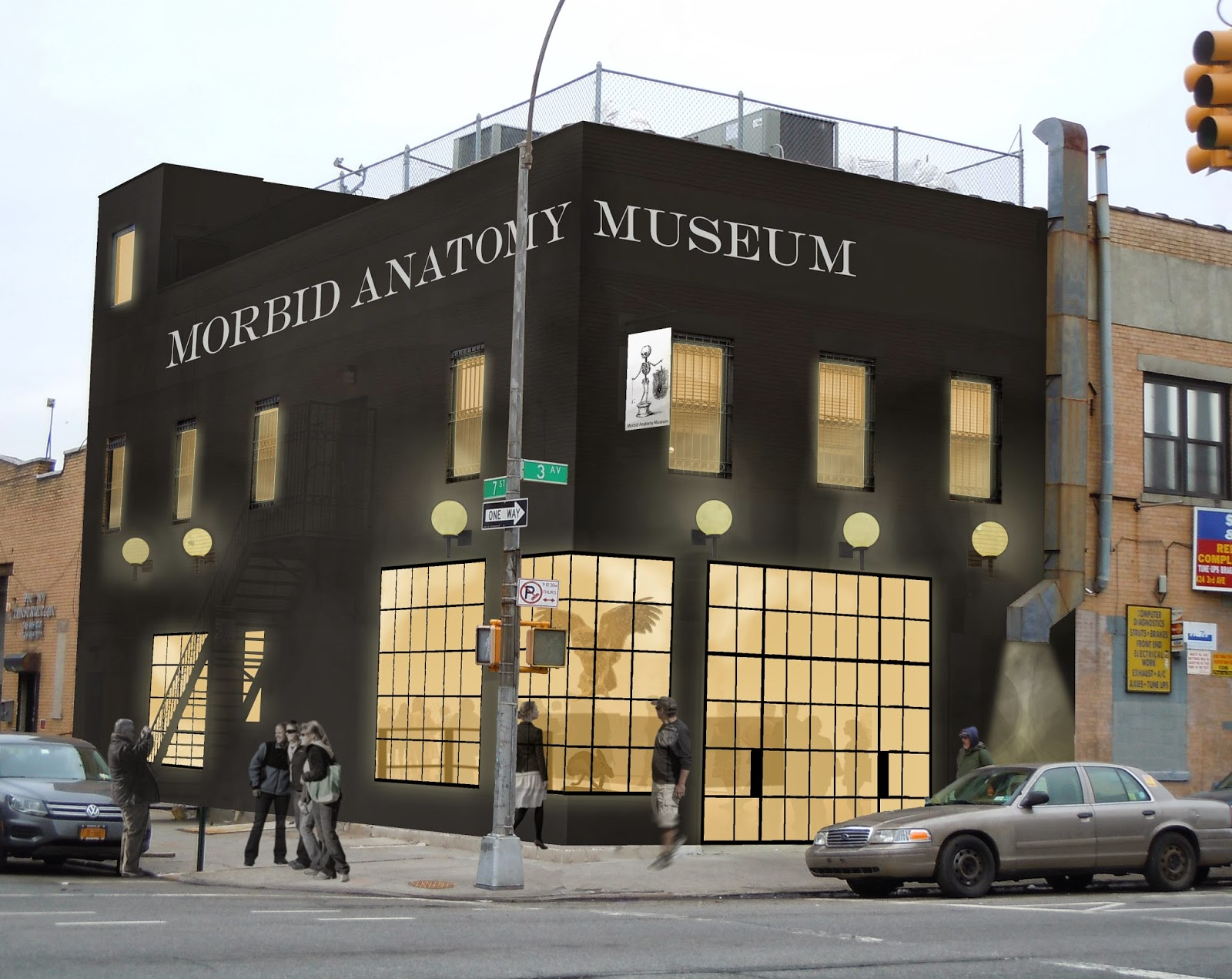 Morbid Anatomy The Morbid Anatomy Museum Is Coming Soon And It