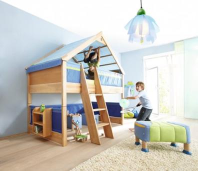 Muebles y Decoración de Interiores: Dormitorios Rústicos Alemanes